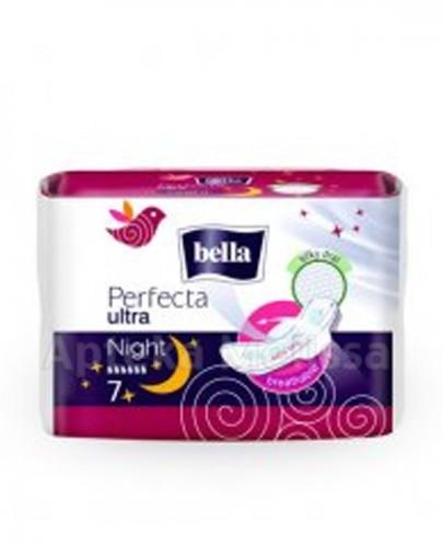 BELLA PERFECTA NIGHT Podpaski silky drai - 7 szt.