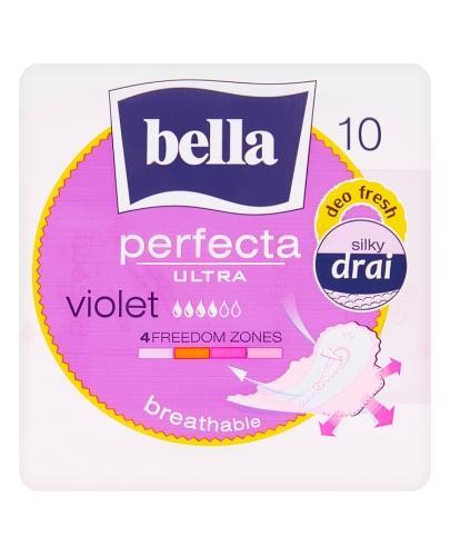 BELLA PERFECTA ULTRA VIOLET Podpaski - 10 szt. - Apteka internetowa Melissa