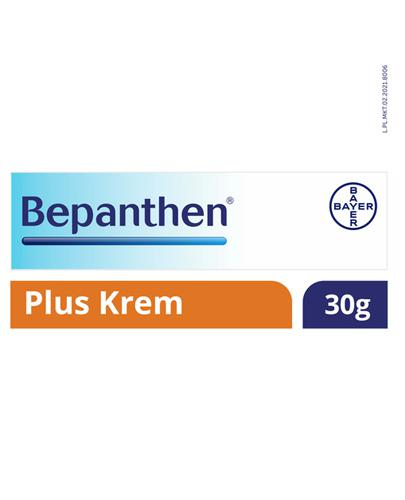 Bepanthen Plus krem - Apteka internetowa Melissa