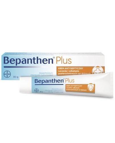 BEPANTHEN PLUS Krem - 30 g