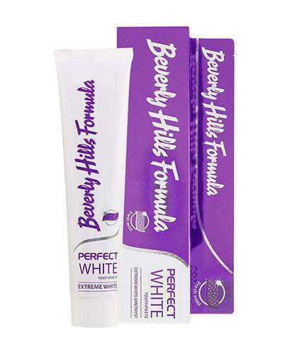 Beverly Hills Formula Perfect White Extreme White Pasta do zębów - 100 ml - cena, opinie, stosowanie - Apteka internetowa Melissa