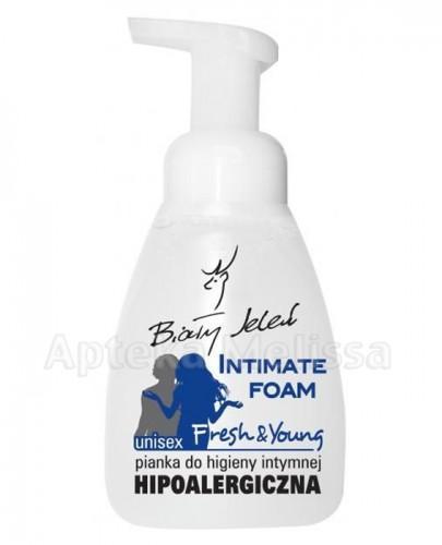 BIAŁY JELEŃ FRESH&YOUNG Pianka do higieny intymnej - 275 ml - Apteka internetowa Melissa