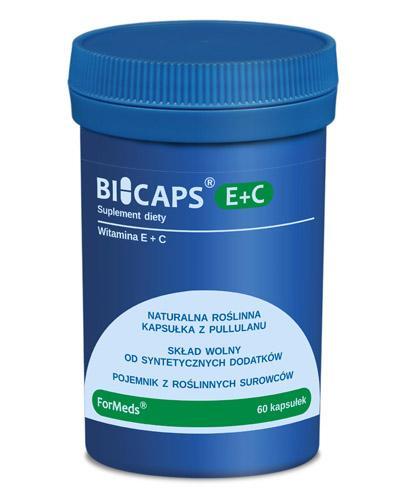 BICAPS E+C - 60 kaps. - Apteka internetowa Melissa