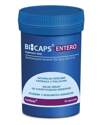 BICAPS ENTERO - 60 kaps. - Apteka internetowa Melissa