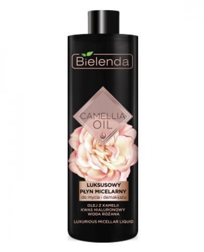 BIELENDA CAMELLIA OIL Luksusowy płyn micelarny - 500 ml