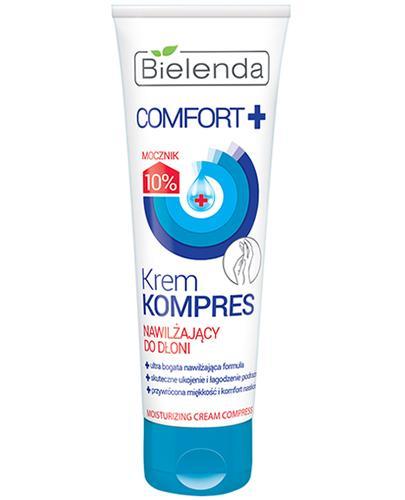 BIELENDA COMFORT+ Krem kompres nawilżający do dłoni - 75 ml