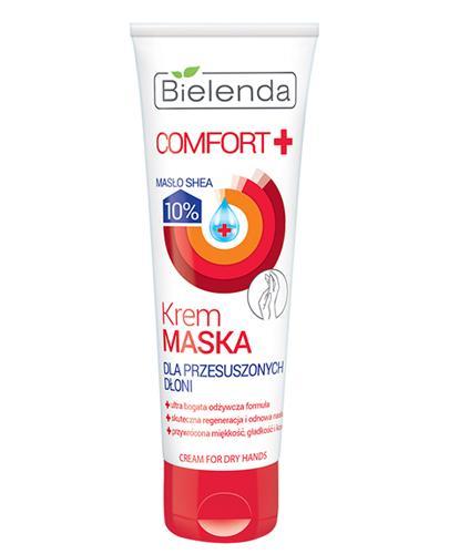 BIELENDA COMFORT+ Krem maska dla przesuszonych dłoni - 75 ml - Apteka internetowa Melissa