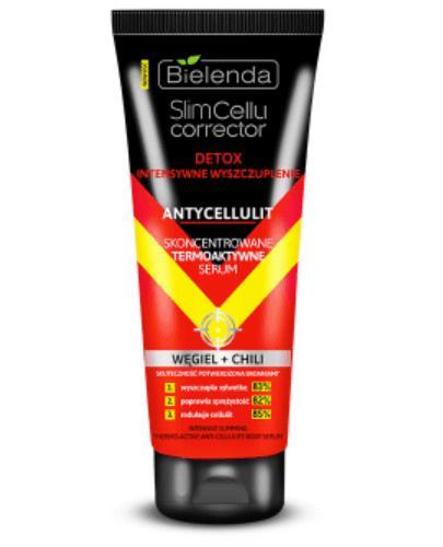 BIELENDA SLIM CELLU CORRECTOR Skoncentrowane termoaktywne serum - 250 ml - cena, działanie - Apteka internetowa Melissa