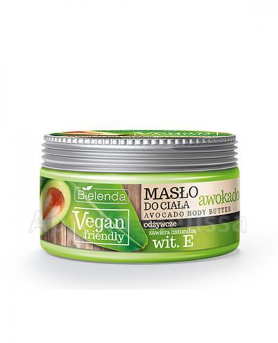 BIELENDA VEGAN Masło do ciała awokado - 250 ml - Apteka internetowa Melissa