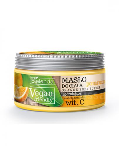 BIELENDA VEGAN Masło do ciała pomarańcza - 250 ml
