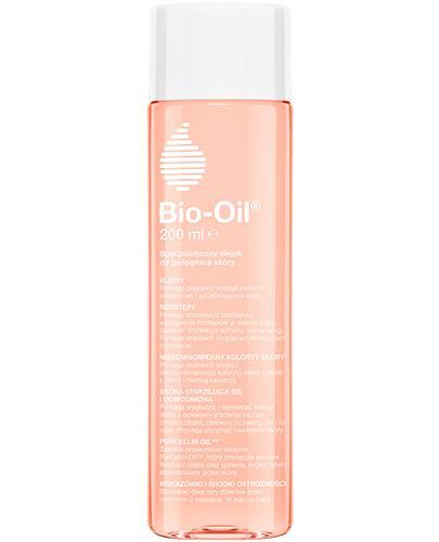 BIO-OIL Specjalistyczny olejek na blizny, rozstępy i nierównomierny koloryt - 200 ml