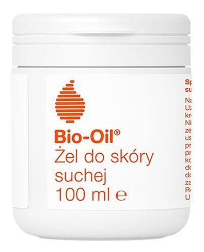 BIO-OIL Żel do skóry suchej - 100 ml - cena, opinie cena, opinie, dawkowanie - Apteka internetowa Melissa