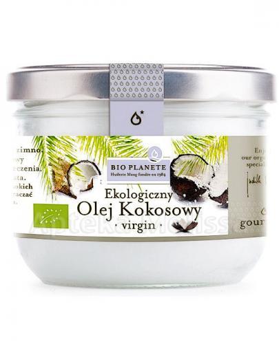 BIO PLANETE Olej kokosowy Extra Virgin - 400 ml - Drogeria Melissa