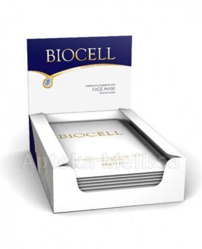 Biocell Maska nawilżająca - Apteka internetowa Melissa