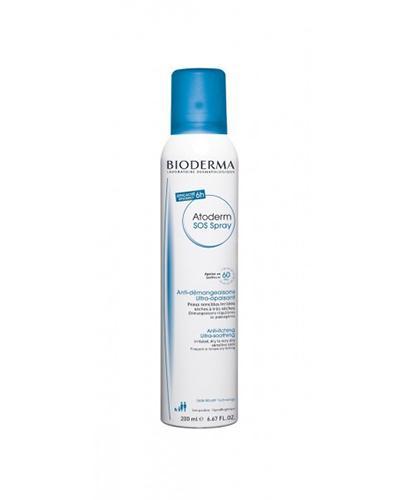BIODERMA ATODERM SOS Ultra łagodzący spray - 200 ml