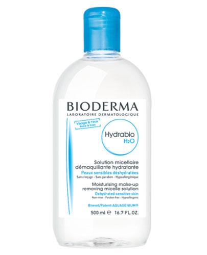 BIODERMA HYDRABIO H2O Płyn micelarny - 500 ml - Apteka internetowa Melissa