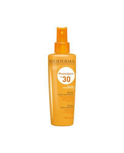 BIODERMA PHOTODERM SPF30 Spray - 200 ml - Apteka internetowa Melissa