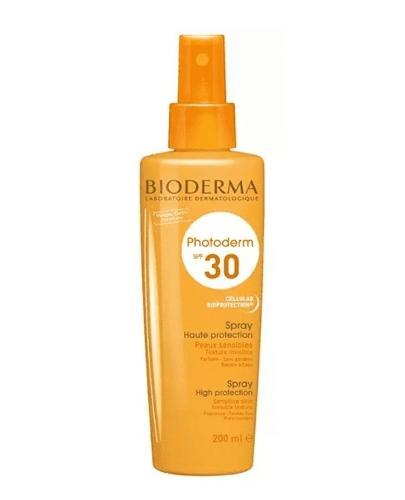 Bioderma Photoderm Spray SPF30 - 200 ml - cena, opinie, właściwości