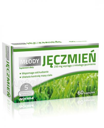 zielony jeczmien es medical
