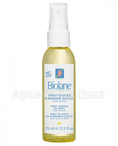 BIOLANE Organiczny olejek na ciemieniuchę - 75 ml