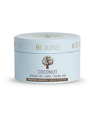BIOLINE Olejek kokosowy - 200 ml