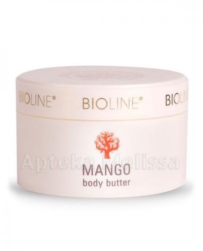 BIOLINE Masło do ciała z mango - 200 ml