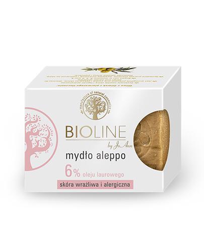BIOLINE CLINIQUE Mydło aleppo 6% oleju laurowego - 200 g