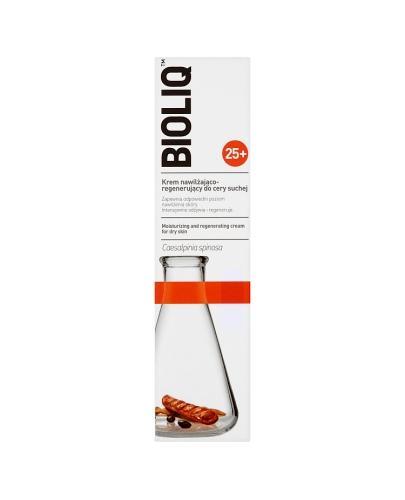 BIOLIQ 25+ Krem nawilżająco-regenerujący do cery suchej - 50 ml - Drogeria Melissa
