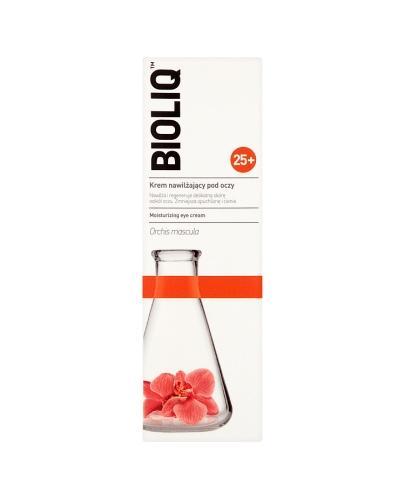 BIOLIQ 25+ Krem nawilżający pod oczy - 15 ml  - Drogeria Melissa