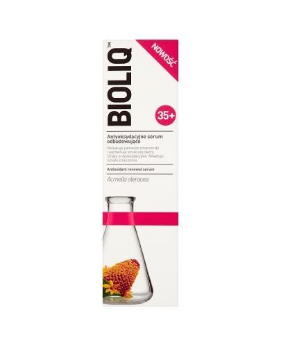 BIOLIQ 35+ Antyoksydacyjne serum odbudowujące - 30 ml - Apteka internetowa Melissa