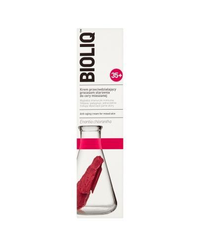 BIOLIQ 35+ Krem przeciwdziałający procesom starzenia do cery mieszanej - 50 ml - Apteka internetowa Melissa