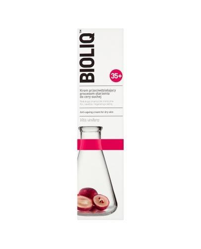 BIOLIQ 35+ Krem przeciwdziałający procesom starzenia do cery suchej - 50 ml - Drogeria Melissa