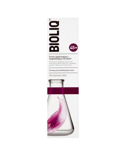 BIOLIQ 45+ Krem ujędrniająco-wygładzający na dzień - 50 ml - Drogeria Melissa