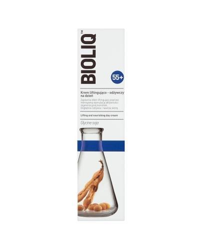 BIOLIQ 55+ Krem intensywnie liftingująco-odżywczy na dzień - 50 ml - Drogeria Melissa