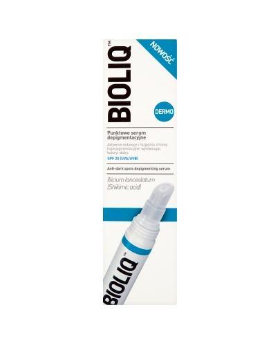 BIOLIQ DERMO Punktowe serum depigmentacyjne SPF20 -10 ml - Apteka internetowa Melissa
