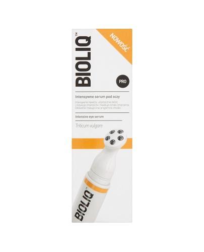 BIOLIQ PRO Intensywne serum pod oczy - 15 ml - cena, opinie, dawkowanie - Apteka internetowa Melissa