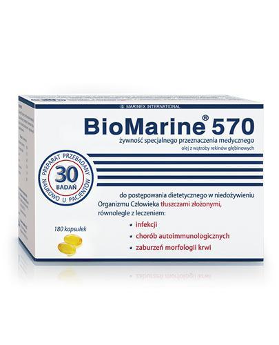 BIOMARINE 570 - 180 kaps.