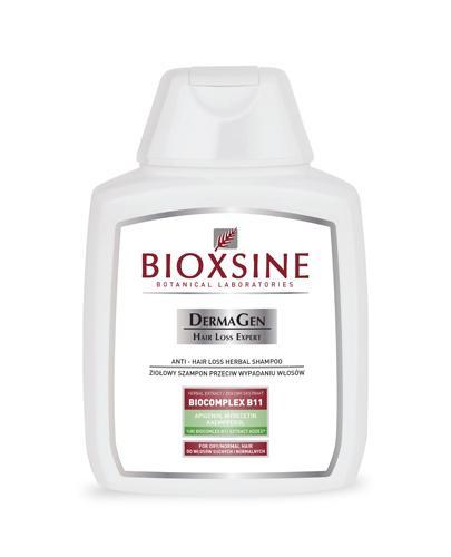 BIOXSINE DERMAGEN  Ziołowy szampon przeciw wypadaniu włosów suchych i normalnych - 300 ml - cena, opinie, stosowanie - Apteka internetowa Melissa
