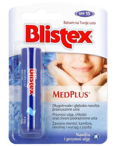 BLISTEX MEDPLUS Balsam do ust - 4,25 g - Drogeria Melissa