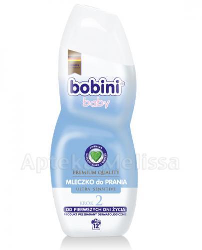 BOBINI BABY Mleczko do prania - 750 ml - Apteka internetowa Melissa