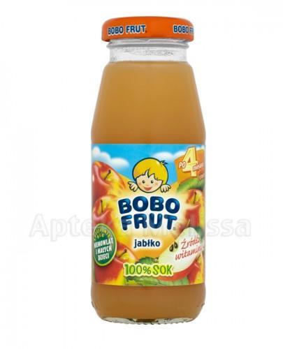 BOBO FRUT Sok jabłkowy po 4 m-cu - 175 ml