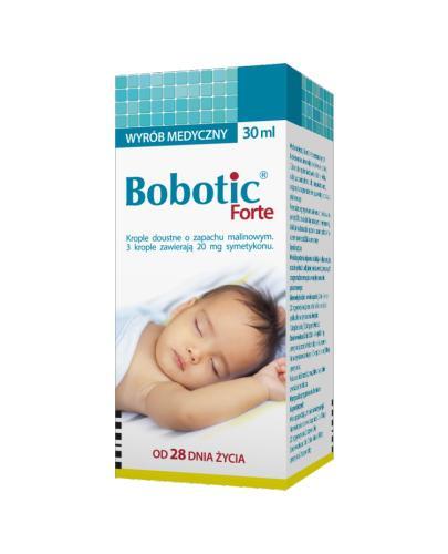 BOBOTIC FORTE Krople - 30 ml  - Drogeria Melissa