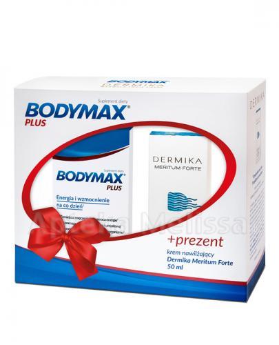 BODYMAX PLUS - 200 tabl. + DERMIKA Krem nawilżający - 50 ml