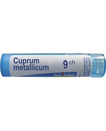 BOIRON Cuprum metallicum 9CH gran. - 4 g - Apteka internetowa Melissa