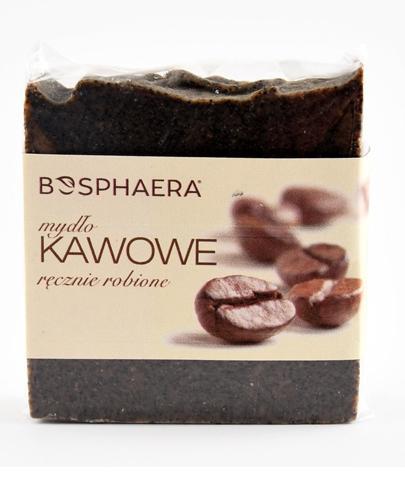 BOSPHAERA Mydło kawowe - 90 g
