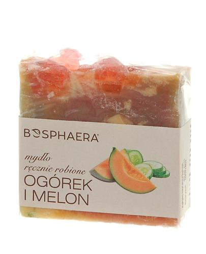 BOSPHAERA Mydło Ogórek i melon - 90 g