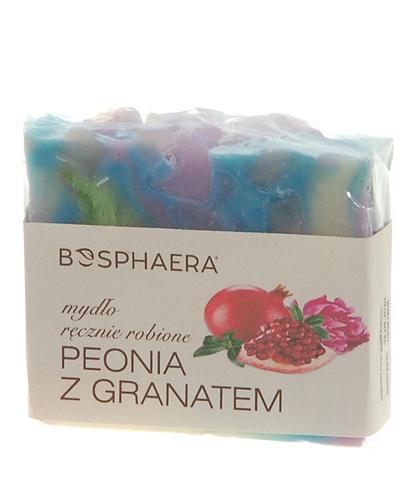 BOSPHAERA Mydło Peonia z granatem - 90 g