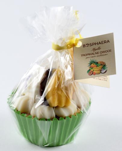 BOSPHAERA Mydło Tropikalne owoce - 110 g