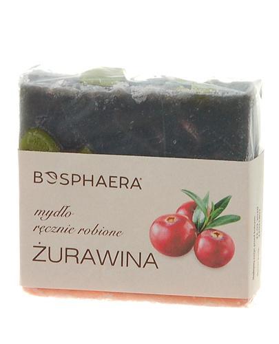 BOSPHAERA Mydło Żurawina - 90 g
