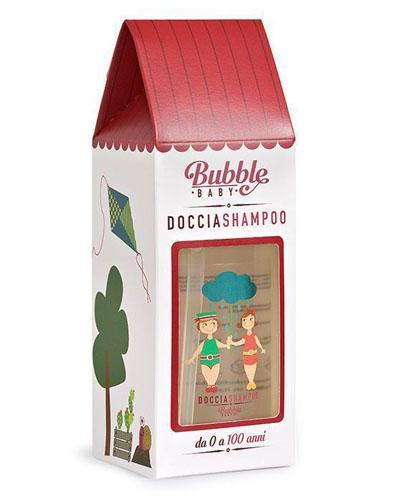 BUBBLE BABY Płyn do mycia ciała i włosów dla dzieci - 500 ml - cena, działanie